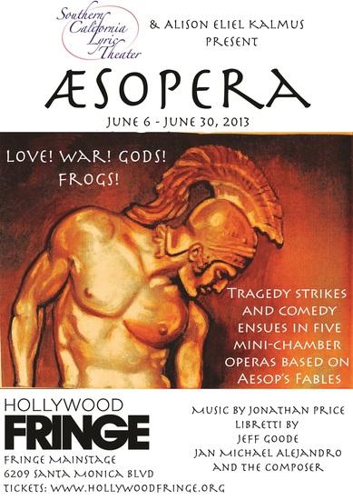 Aesopera – Fringe Mainstage