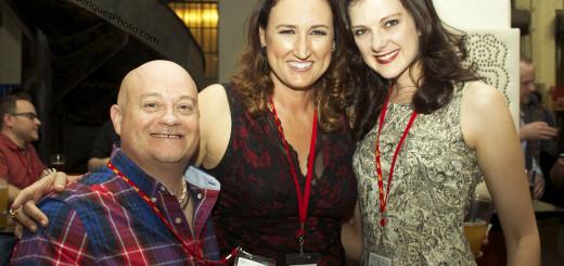 Event - L.A. Comedy Shorts Festival - Wayne Frazier, Kelly Frazier, Natalie Lipka - Photo by: Roderiques Photography