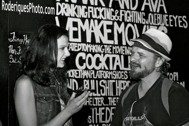 Natalie Lipka & Aaron Lyons