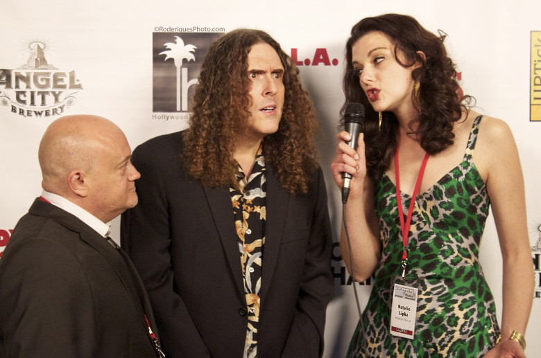 "Commie Award recipient ""Weird AL"" Yankovic chatted with us about his new album."